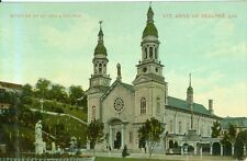 Ste. Anne De Beaupre, QC Canada,  Exterior of St. Ann's Church