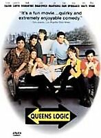 Queens Logic - DVD - Color Full Screen Ntsc - **BRAND NEW/STILL SEALED**