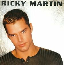 NEW SEALED  Ricky Martin [1999] Self Titled Latin CD Album 1999 Columbia USA
