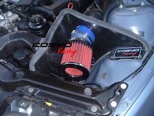 SRI Short Ram Air Intake BMW E46 320/325/330 Carbon Fiber HEATSHIELD Cold Filter