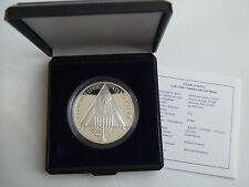 2012, 10Euro RABBI CHATAM SOFER ,Slowakei,Silber PP,  (PROOF)
