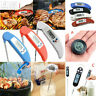 Digital LCD Food Thermometer Probe Temperature Kitchen Cooking Outdoor BBQ Meat
