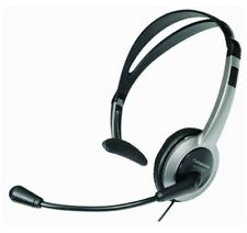 PANASONIC KX-TCA430 Headset Telephone Mic 2.5mm Headphones