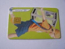 telecarte cabine bagage garcon 1 50u ref phonecote F1322A