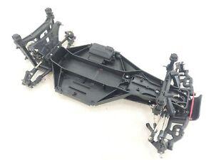 Traxxas Slash 2wd LCG SUPER UPGRADED DRAG CAR ROLLER SLIDER CHASSIS RPM PROLINE