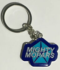 Mighty Mopars - Chrysler Dodge De Soto Plymouth  Valiant key chain.      F010903
