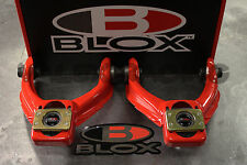 Blox RED Competition Front Camber Kit HONDA CIVIC 96-00 EK