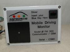 Mix Telematics Safedrive International Mobile Driving Monitor FM300 Communicator