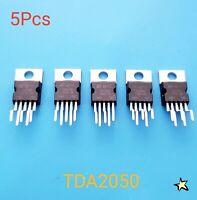 TDA2050 35W Mono Hi-fi Amplifier 9 to 50 volt dc... USA Seller 5pcs