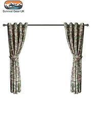 Kids Army Single MTP Camo Curtains Set - Army Bedroom Ideas FREE DELIVERY