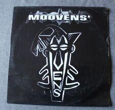 Moovens, boomrang , Maxi Vinyl RAP