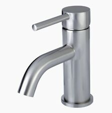 Kingston Brass LS8228DL Concord 1-Handle Bathroom Faucet w/Drain, Brushed Nickel