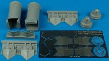 Aires 1/48 F22A Exhaust Nozzle For ACY AHM4430