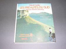 Alpinisme Cordier P. Préalpes du sud 100 plus belles courses et randonnées 1988