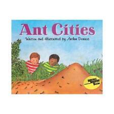 Ant Cities by Arthur Dorros