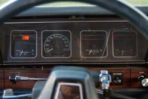 Chevrolet Caprice, Impala: 1985, 1986, 1987, 1988 - 1990, Speedometer Cluster