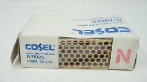 COSEL R25U-24 POWER SUPPLY R25U24, R/RR SERIES R/RR25