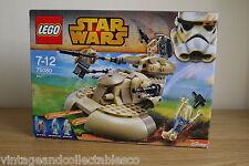Lego Star Wars 75080 AAT char d'assaut neuf scellé dans la boîte