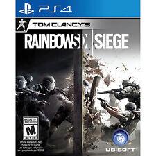 Tom Clancy's Rainbow Six: Siege (PlayStation 4)