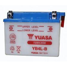 Yuasa motocicleta-batería yb4l-b YB 4l-b nuevo!!!