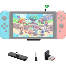 Usa Stock Gulikit Route Air Pro Bluetooth Adapter for Nintendo Switch & Lite