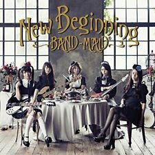 BAND-MAID-NEW BEGINNING (JPN) (US IMPORT) CD NEW