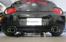 Rear Bumper Diffuser Rear Lip For 02-08 BMW E85 E86 Z4 Z4M Roadster FRP Fiber