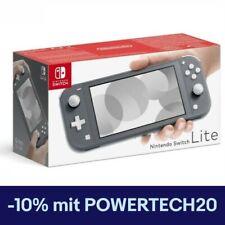 Nintendo Switch Lite 32GB grau (Spielekonsole)