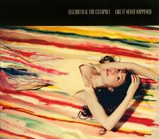 Like It Never Happened by Elizabeth & the Catapult (CD, 2014) [Very Good]