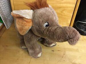 Disney Hathi Elephant from Jungle Book. Baby Elephant Soft /Plush / Beanie Rare
