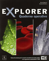 Explorer 1 - Quaderno Operativo + CD 9788842648192