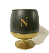 Napoleon Coñac Porta Hielo de Latón Años 50's/60's