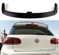VW, Volkswagen Golf VI MK6 - Roof spoiler, tuning
