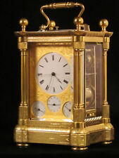 Pendulette voyage / officier, Carriage clock, Reiseuhr