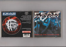 Fear Is the mindkiller di Fear Factory | CD Usato |
