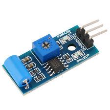 SW-420 Vibration Tilt Sensor Alarm Module Motion Shake Shock for Arduino ZC