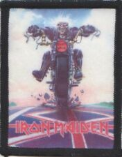 IRON MAIDEN - Photo Patch 1 - Ultra RAR! 80er (Unbenutzt)