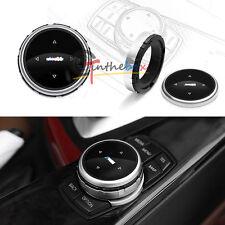 Silver Multi-Media Control Knob For BMW M1 2 4 6 7 3 GT5  X1 X3 X4 X5 X6 IDRIVE
