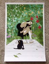 Spring Awakening Tomer Hanuka Rare Art Print Poster Perfect Storm Not Boring