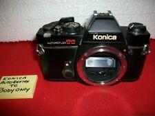 KONICA AUTOREFLEX TC SLR 35mm FILM CAMERA BODY ONLY PARTS OR RESTORATION