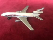 United Airlines 1973 Lesney Matchbox SB13 DC10 Die-Cast Airplane