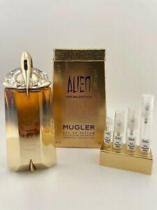 Mugler- Alien Oud Majestueux EDP- Sample Travel Size - FREE SHIPPING