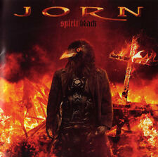 JORN - SPIRIT BLACK (+1 Bonus)(2009) CD=RARE= Jewel Case+FREE GIFT Lande Allen