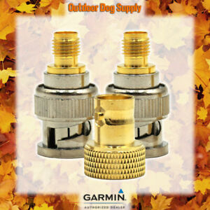 Garmin Alpha 200i 100 Astro 320 430 Quick Connect Antenna Attachment - 3 Pc Set