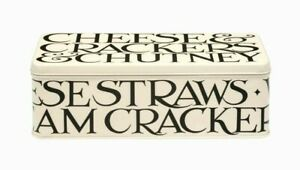 Emma Bridgewater Cracker Storage Tin - Decorative Kitchen Accessory - Gift Ideas