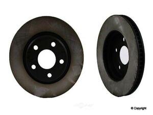 Disc Brake Rotor-Original Performance Front WD Express 405 09093 501