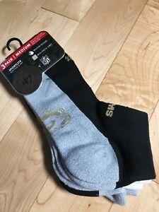 St. Louis Rams Sportlite Socks '47 Brand NFL Medium Men's 5-8.5 Women's 5-9.5