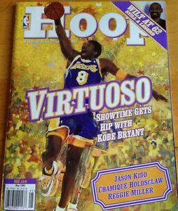 Kobe Bryant Los Angeles Lakers 1999 Magazine Rare Mint  Hoop Basketball NBA LA