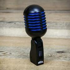 Open Box Heil Sound Heritage Black Dynamic Microphone HHGB Mic