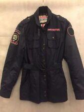 Manteaux, vestes et tenues de neige bleues en nylon pour fille de 2 à 16 ans